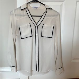 White Blouse from Express